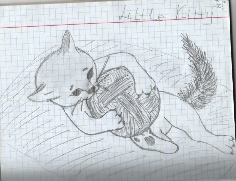 Что можно нарисовать карандашом в тетради картинки