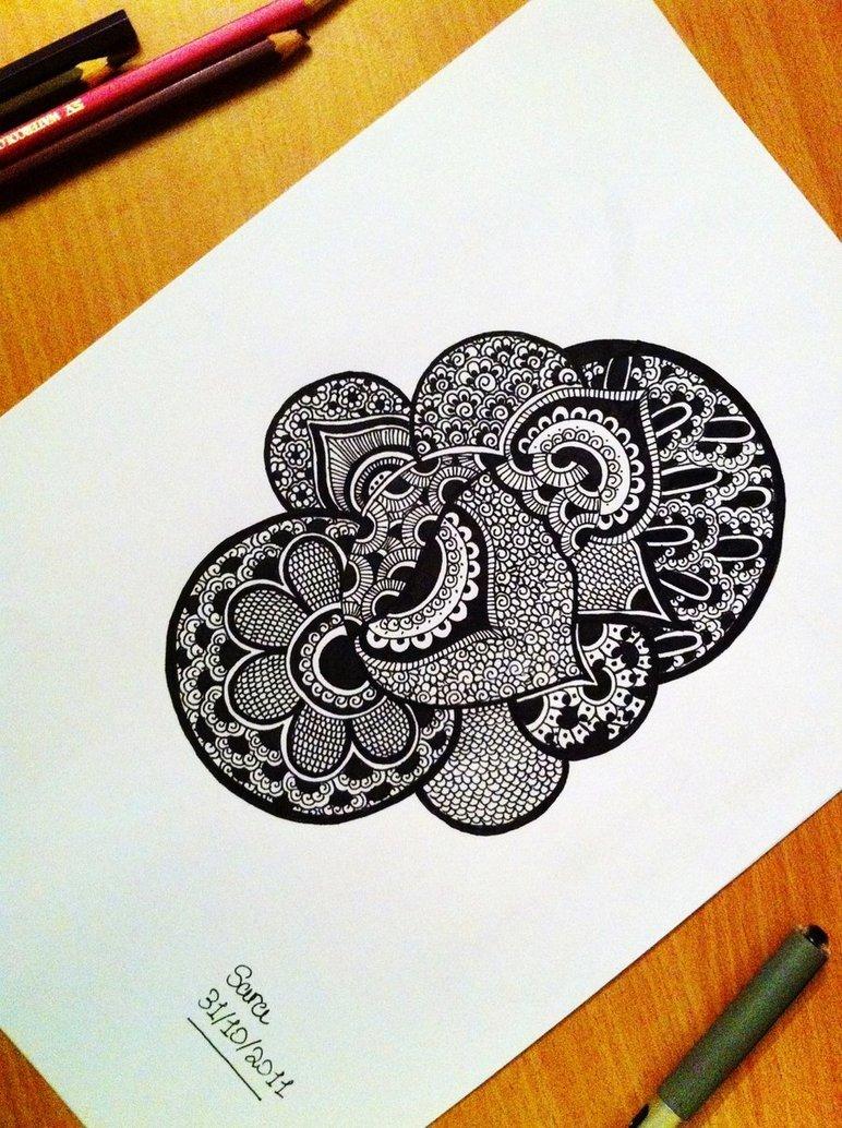 Сделать открыток, крутые картинки черной гелевой ручкой