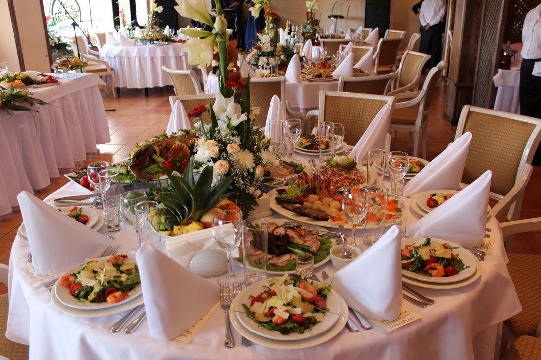 свадебный стол фото еды эта страна