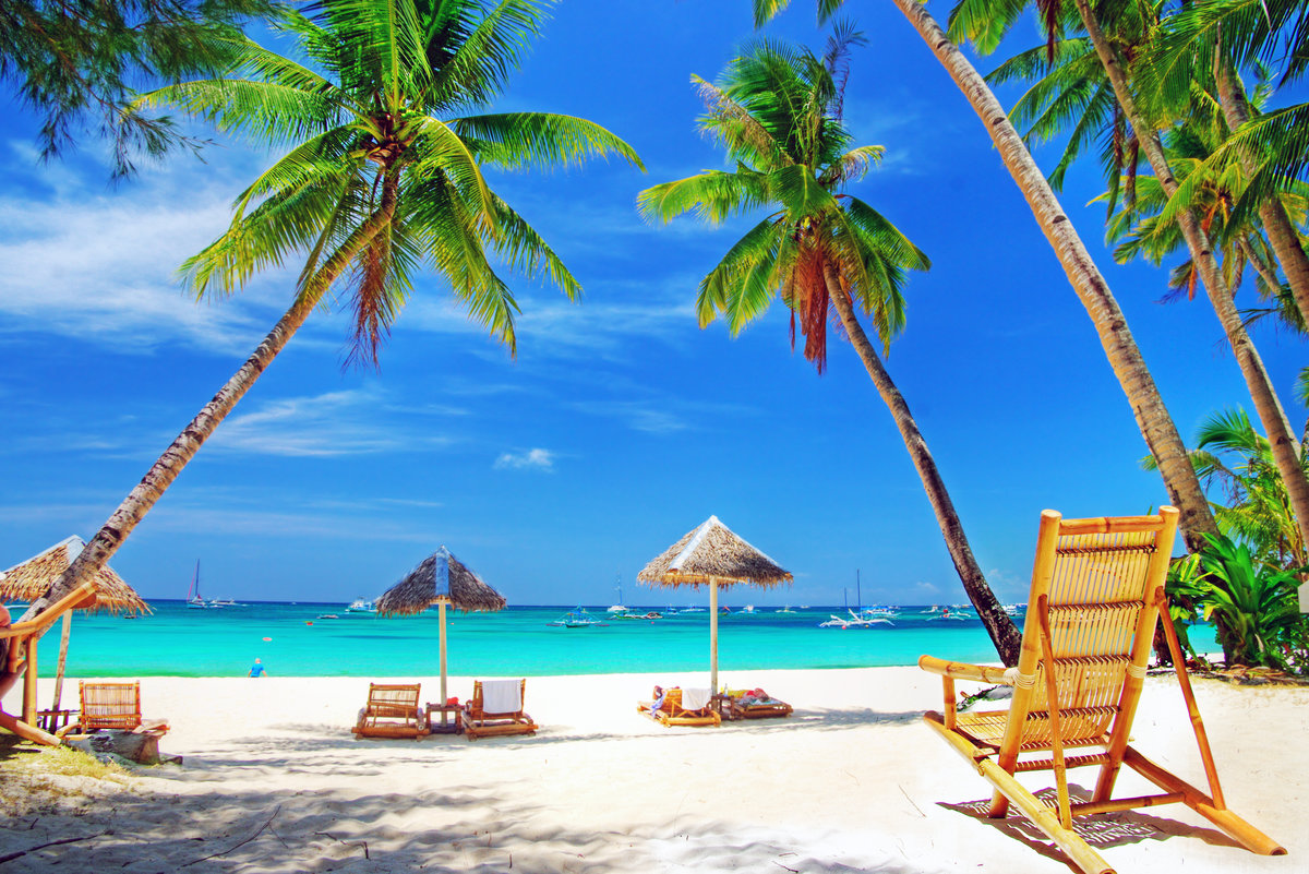 Картинки с видом пляжа, для подруги днем