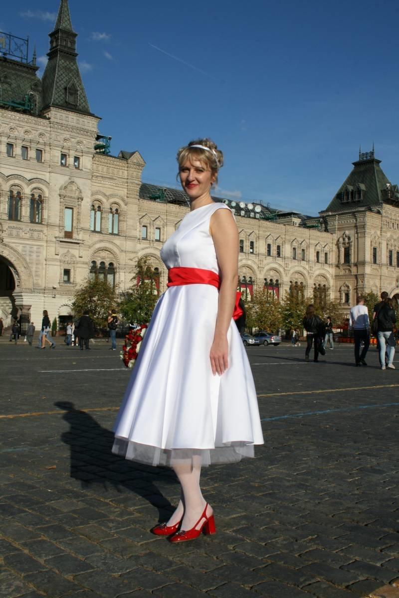 52f6804a194 Как обыграть красные туфли с белым свадебным платьем » — карточка ...
