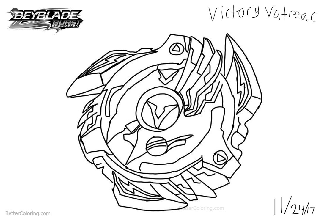 beyblade burst evolution coloring pages Beyblade Burst Coloring Pages Printable   Bltidm