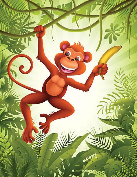 вот красивые открытки с обезьянами ножницы диско помогут