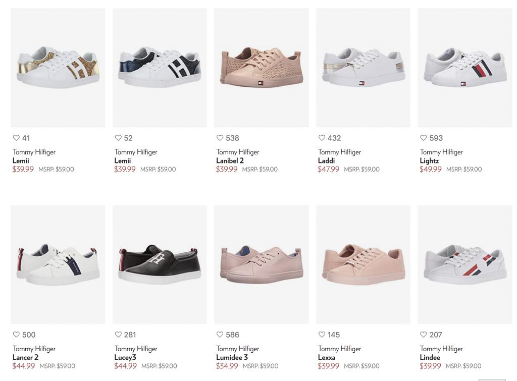 Обувь Tommy Hilfiger 2 модели в Кронштадте. Бренд как произноситсч  Официальный сайт http   4052f5267f030