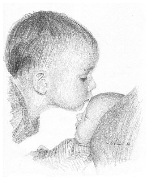 Дню железнодорожника, картинки младенца для срисовки