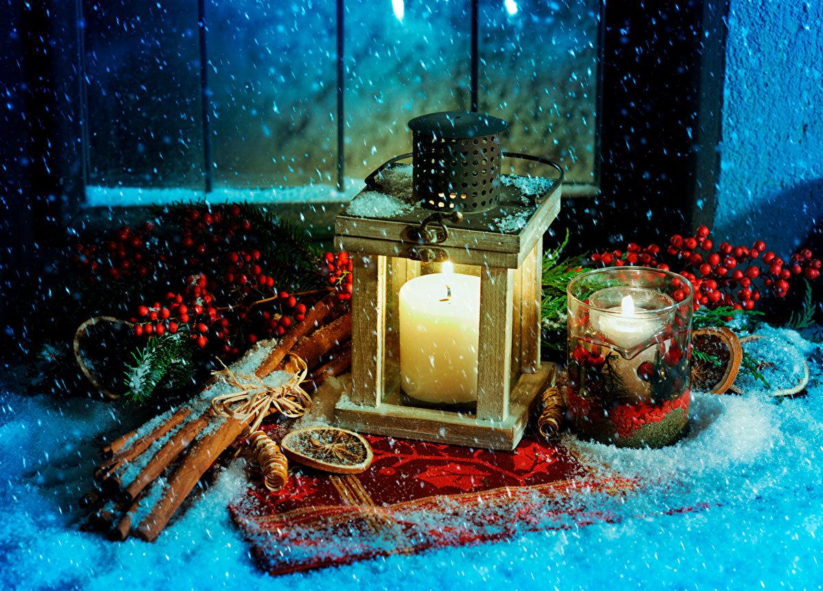 Картинка с новым годом волшебство