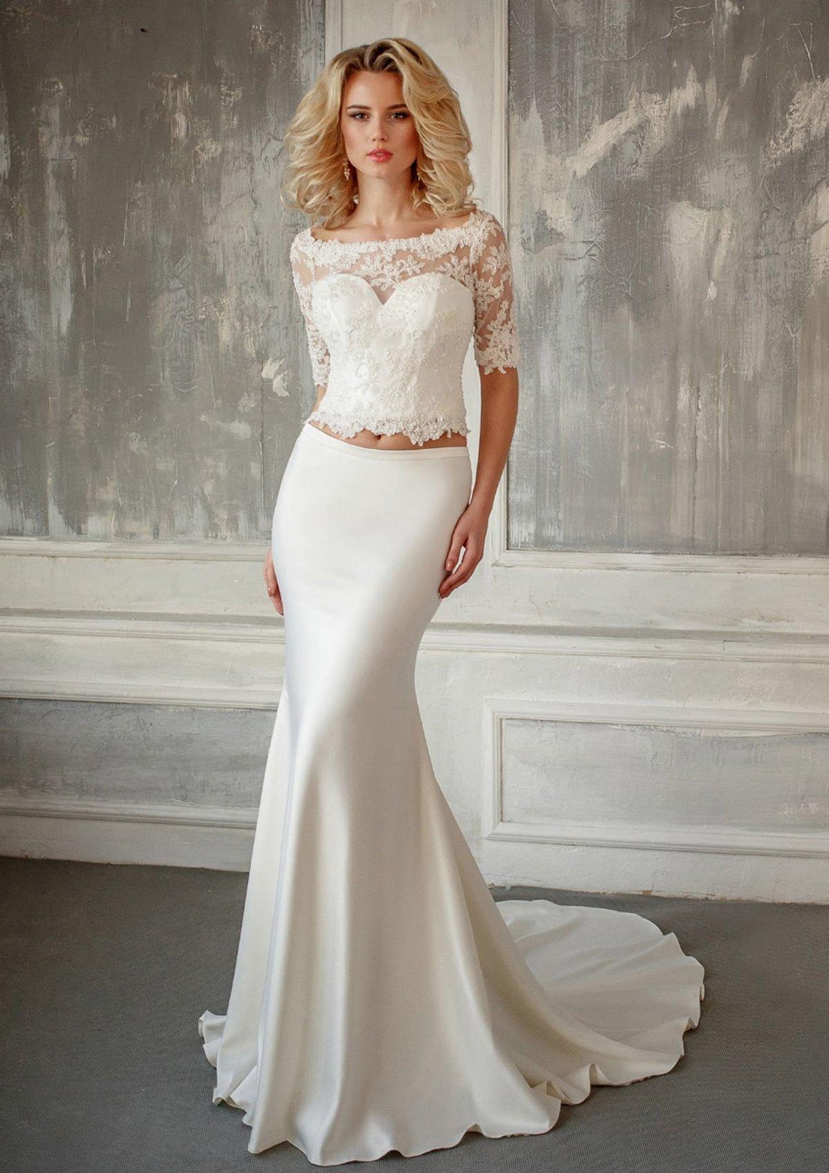 10b17647a9df91b ... Свадебное платье Queen Эрика ▷ Свадебный Торговый Центр Вега