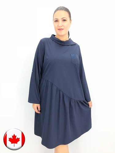 e47dc6b7cca Магазин женской одежды в Сочи и Адлере - КАНАДА. Женская одежда больших  размеров для полных