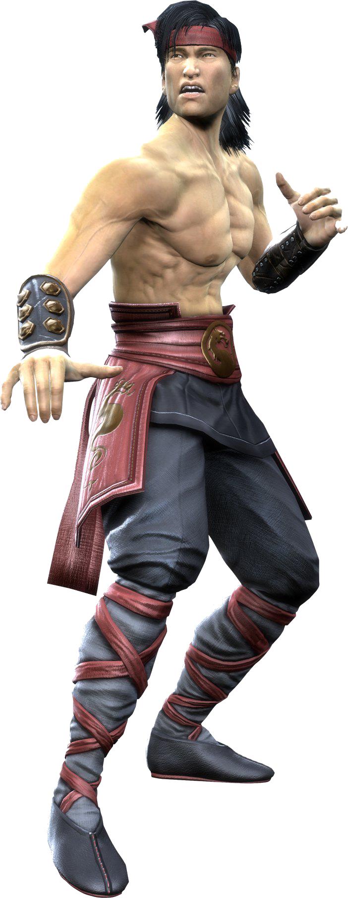 Mortal Kombat Legacy Liu Kang Bing Images Card From User