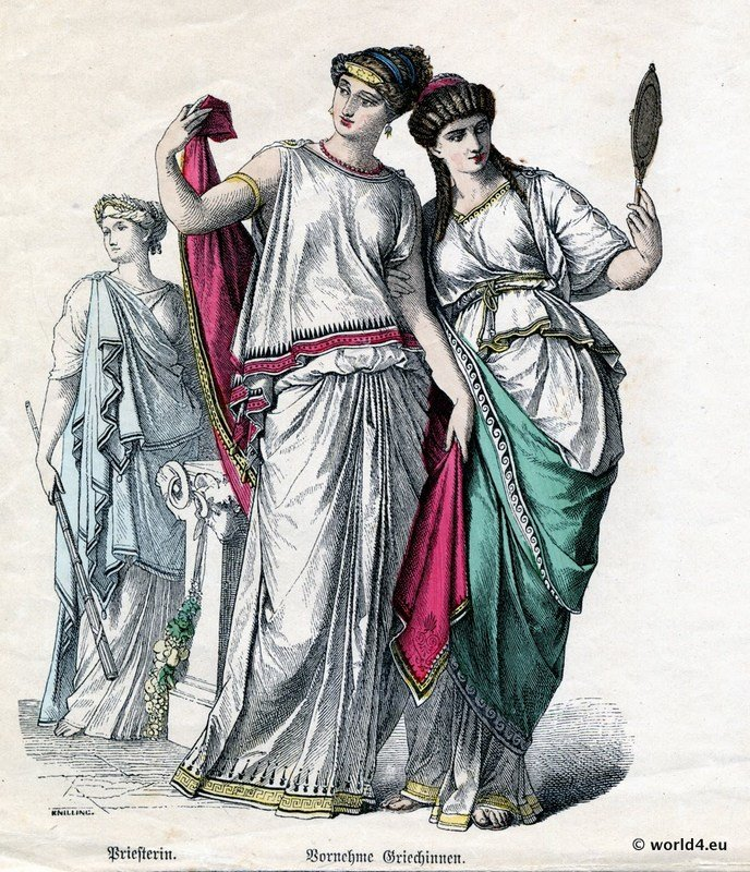 картинка мода в древнем риме свою