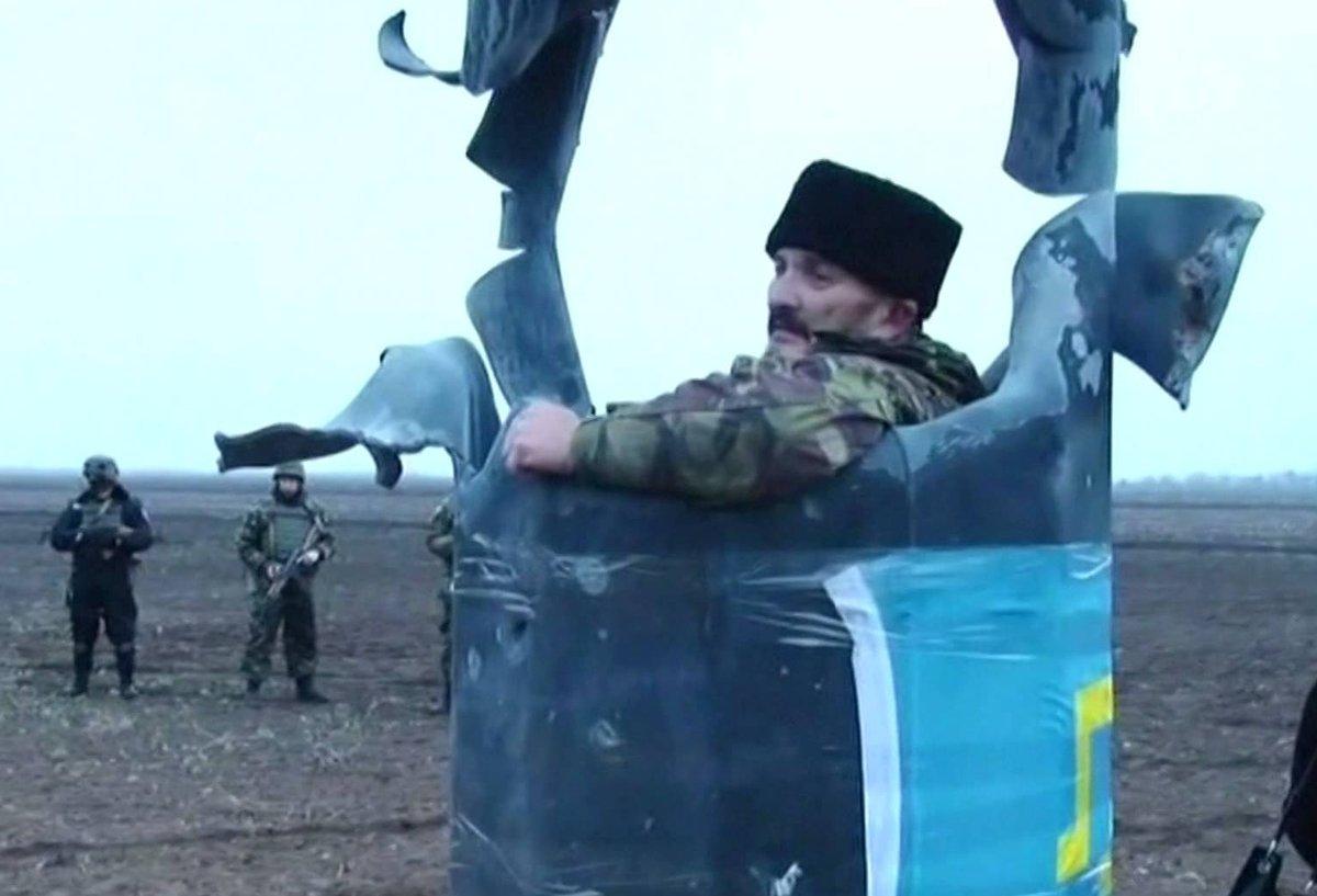 Крымский ответ Киеву