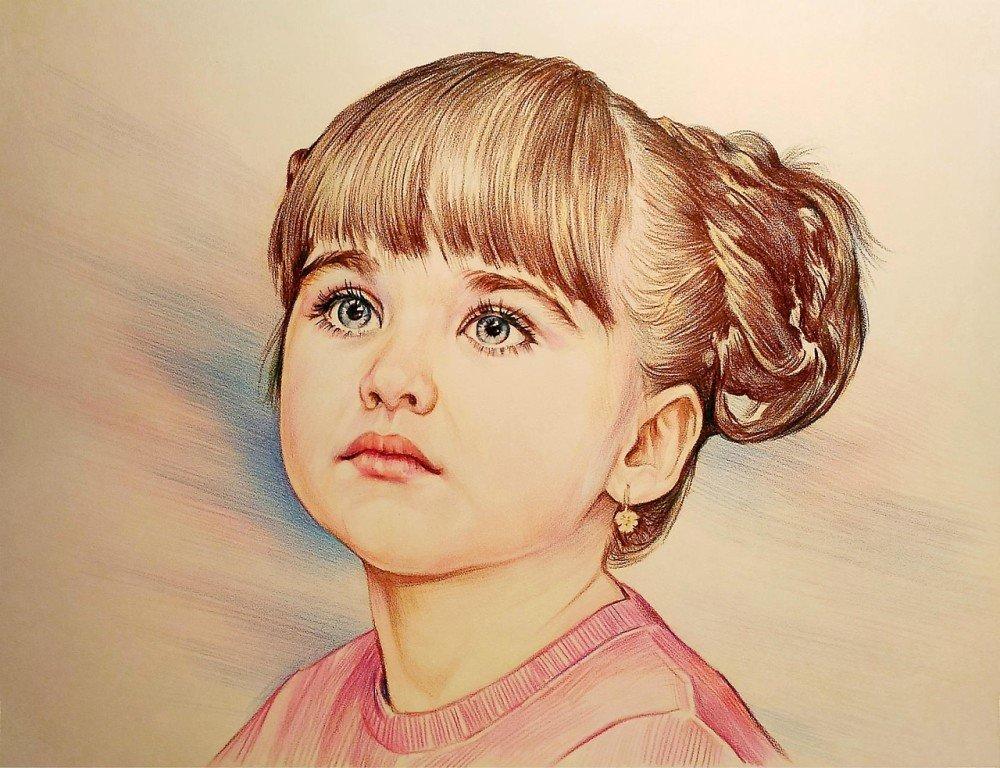 Самые красивые картинки детские нарисовать