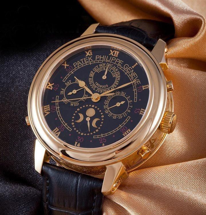 Часы patek philippe sky moon tourbillon оригинал цена купить