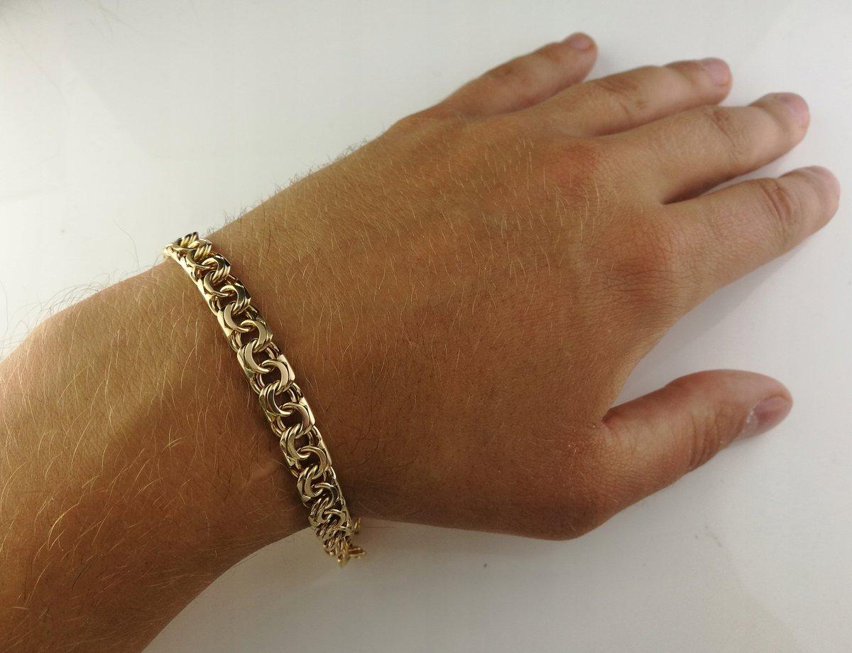 верите, что мужские браслеты из золота на руку фото отсутствие перекрестия для