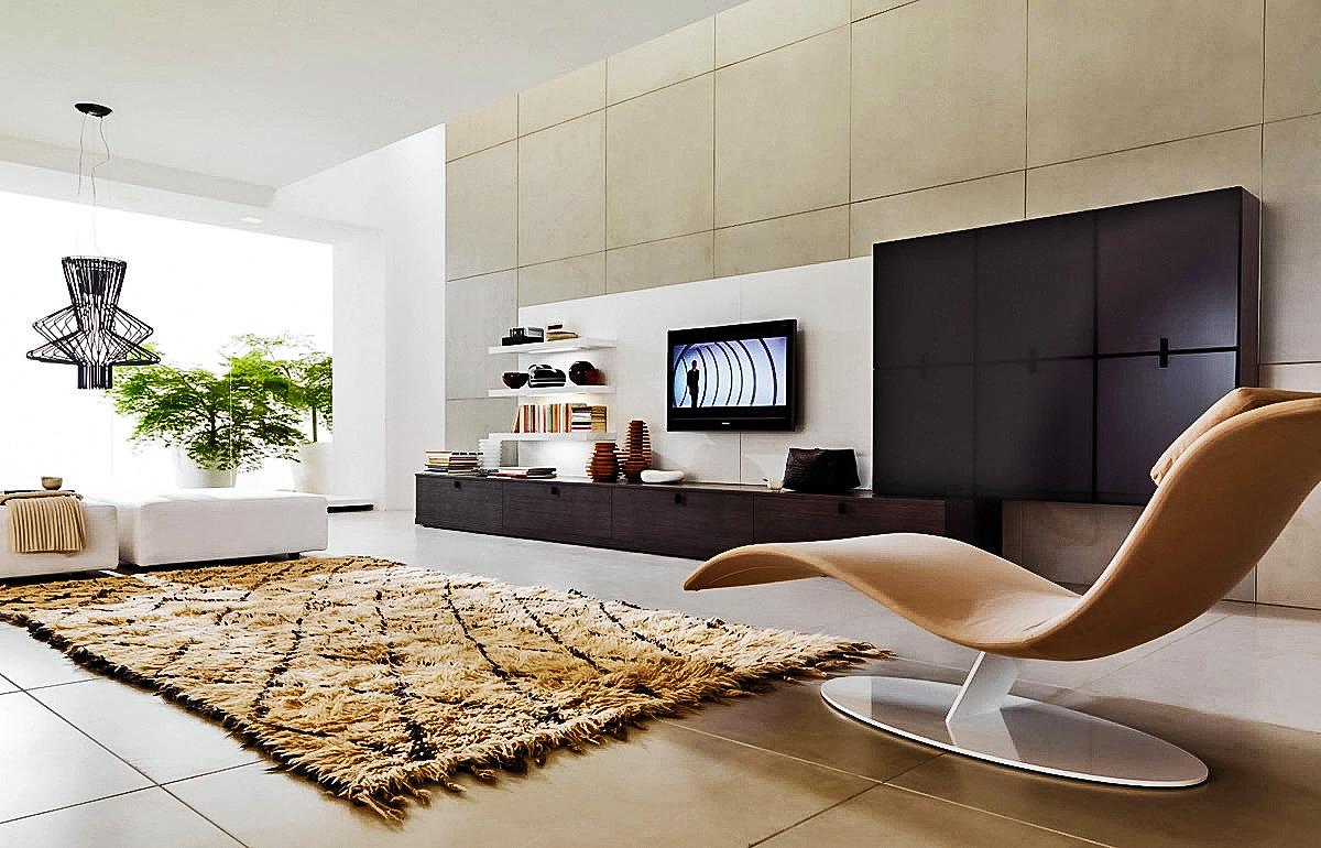 Современный дизайн интерьеров жилых домов: отличительные черты