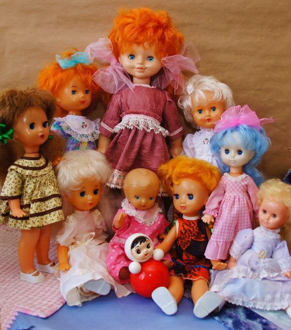 томилино картинки несколько кукол может быть