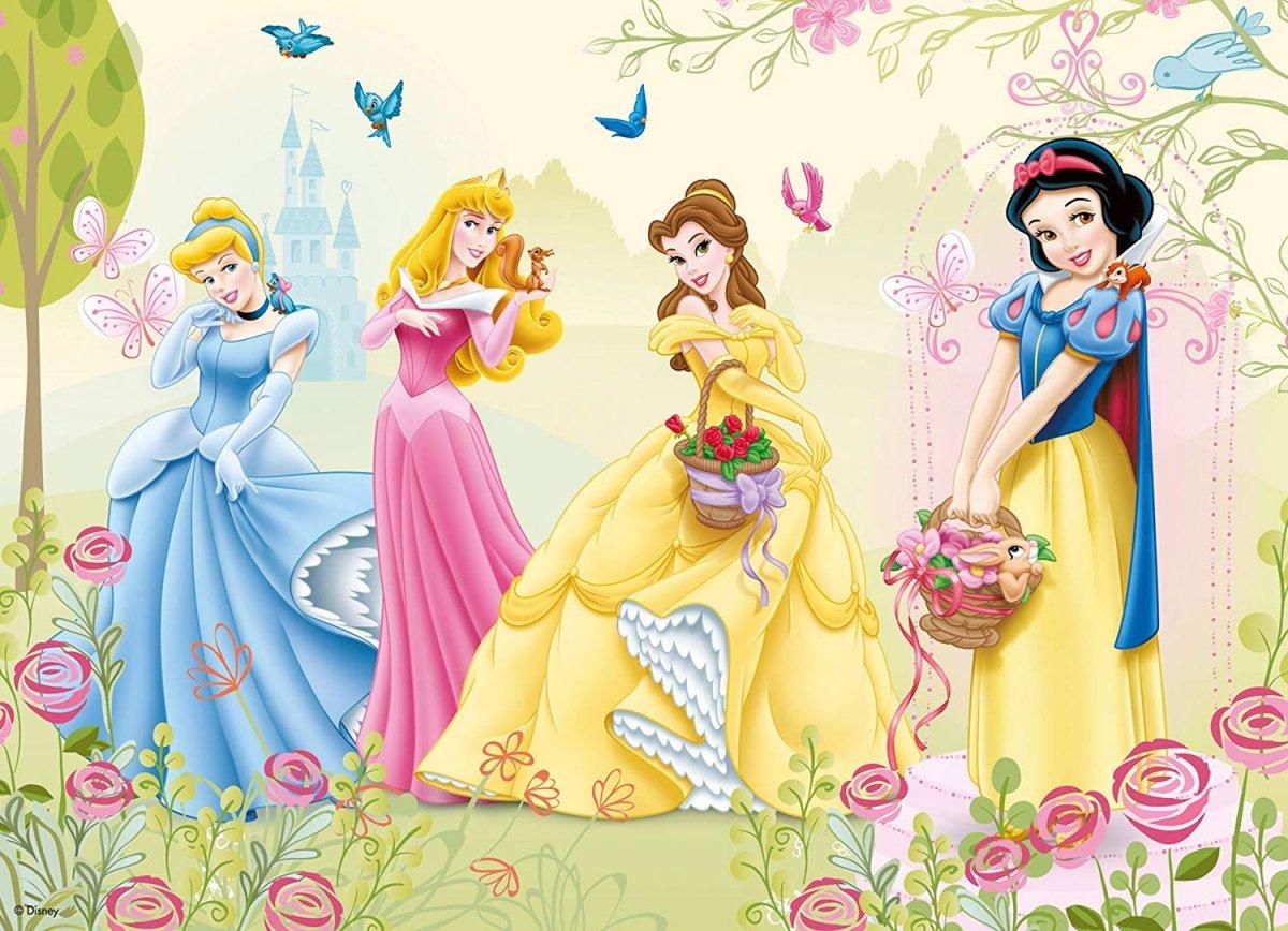Принцессы дисней картинки для детей