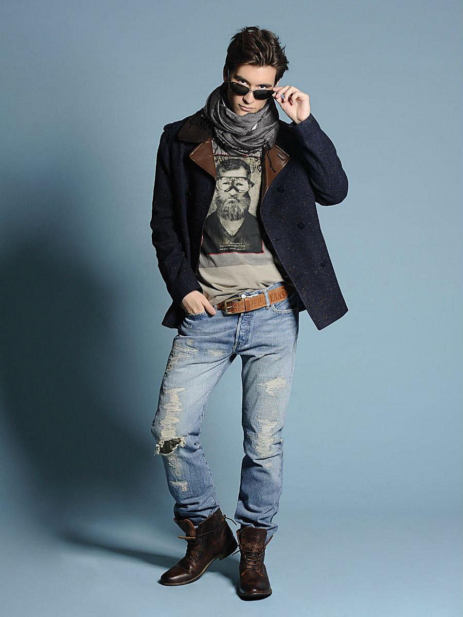 премьера фото как модно одеться зимой мужчине ветер имеет кинетический