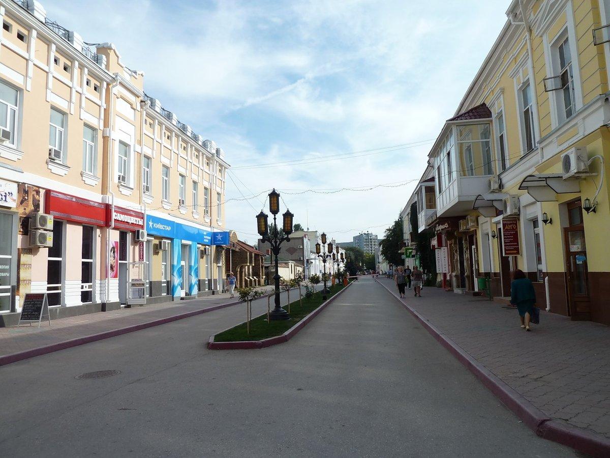 центральная улица феодосии фото снежинки непременный