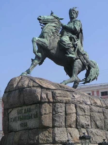 6 апреля 1654 года царь Алексей Михайлович подписал жалованную грамоту гетману Богдану Хмельницкому