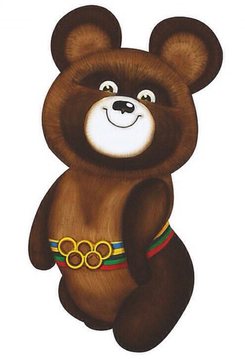 Олимпиада 80 картинки мишки