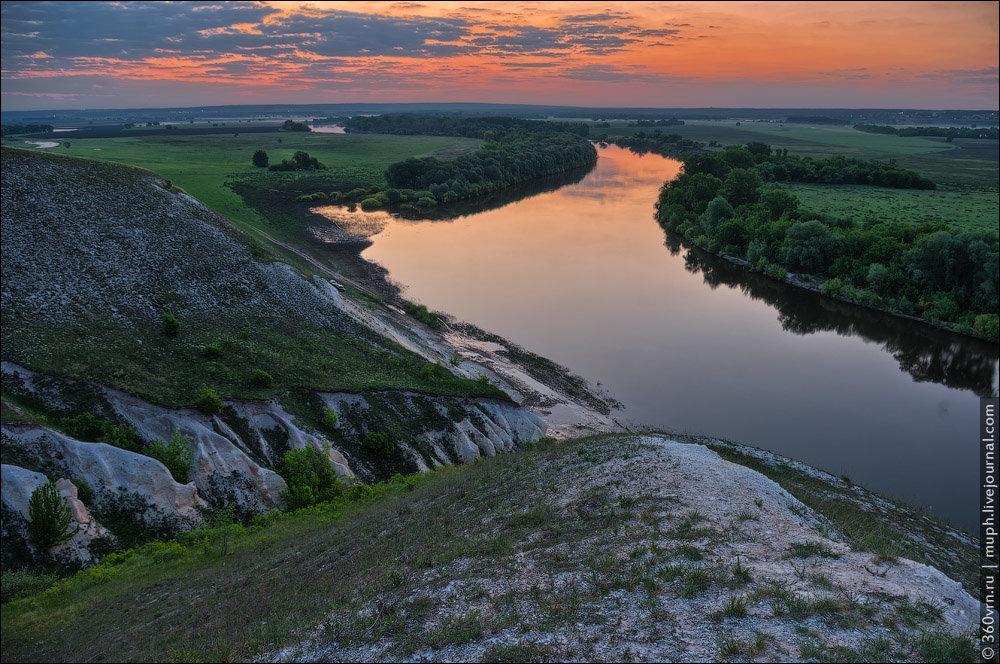 Дон картинки река