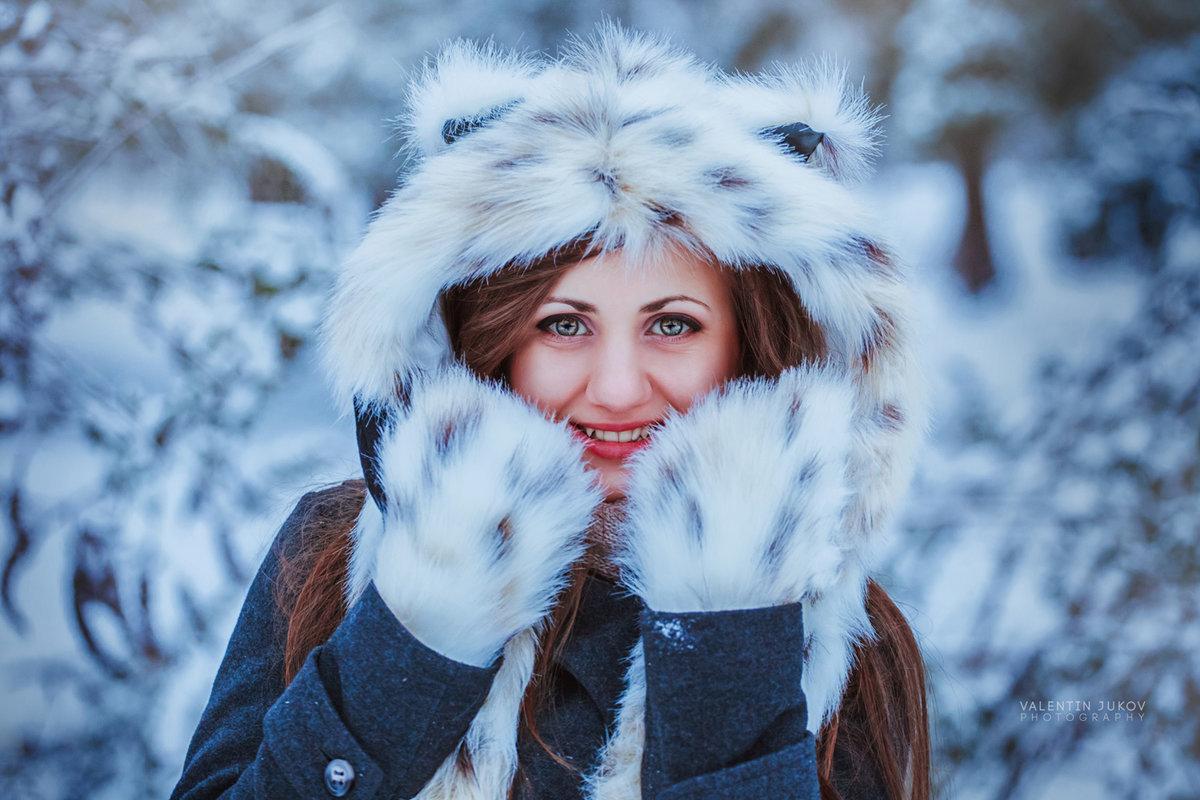 как сделать хорошее фото зимой небольшую