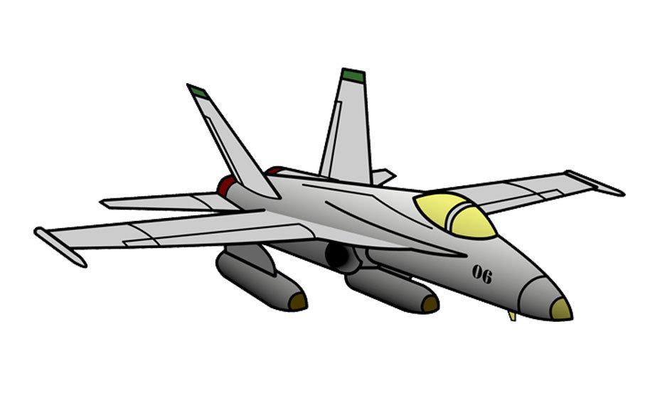 Картинки для срисовки военных самолетов