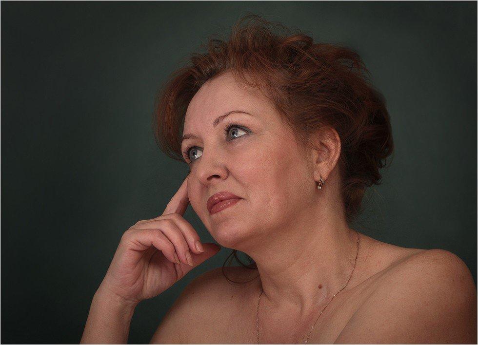 женщина зрелая фото - 2