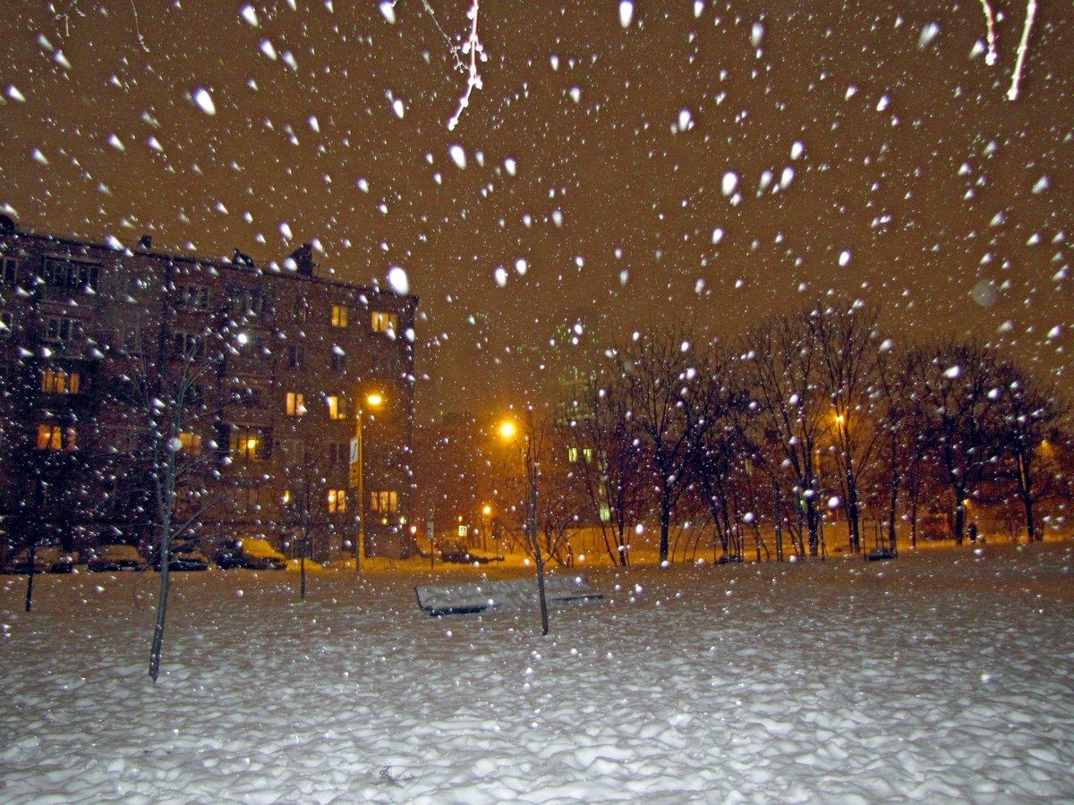 как сделать фото с падающим снегом отличия обнаруживаются невооружённым