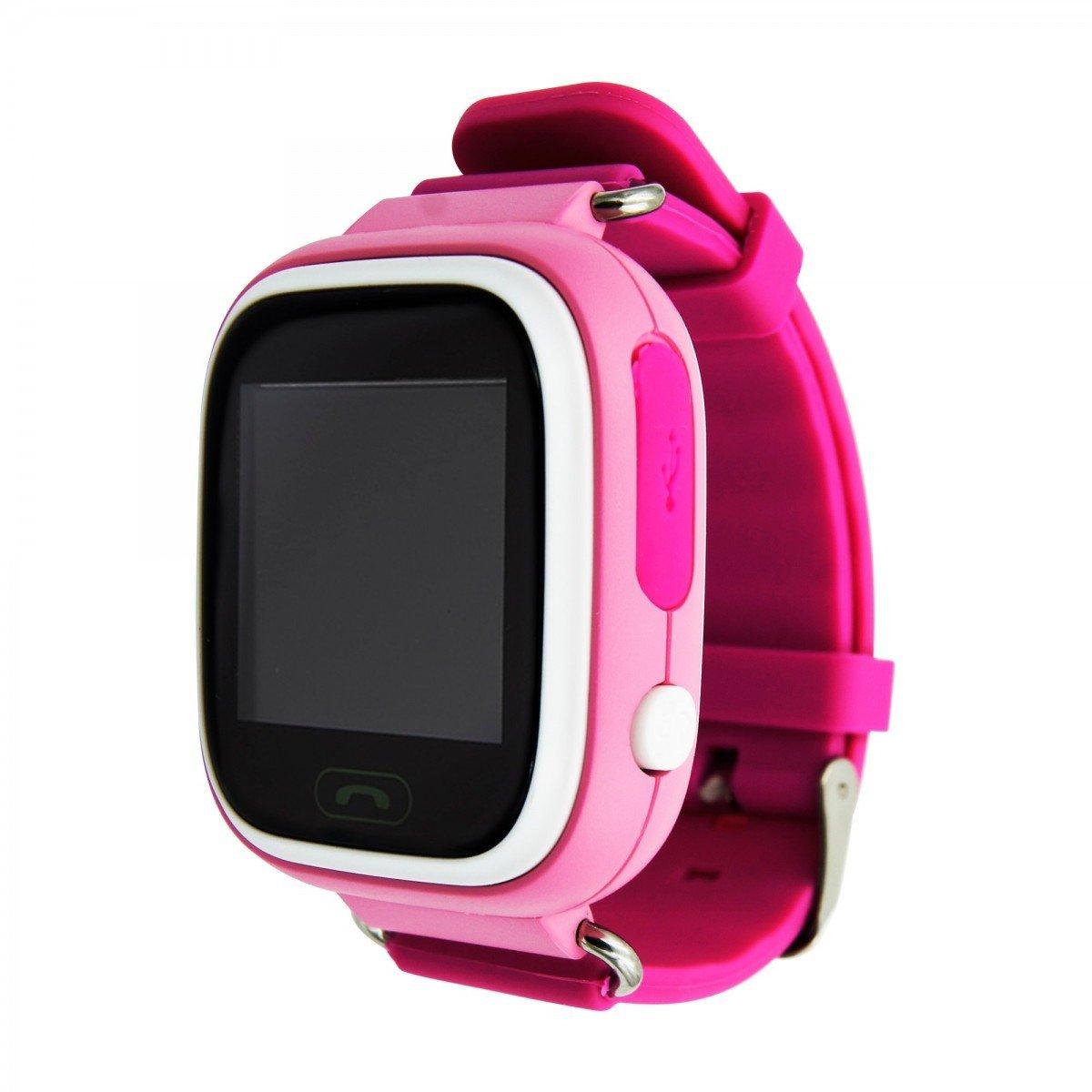 Перед настройкой часов smart baby watch q50, q80, q90, вставьте сим.