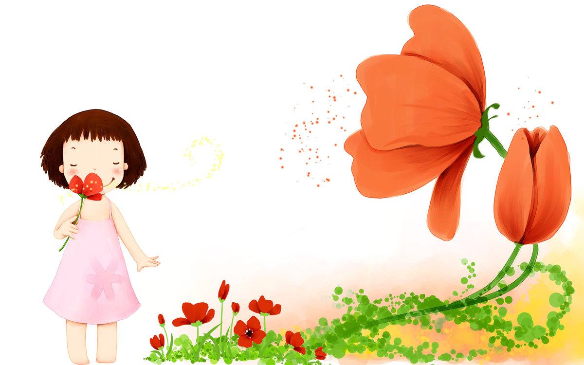 Днем, нарисовать открытку для девушки
