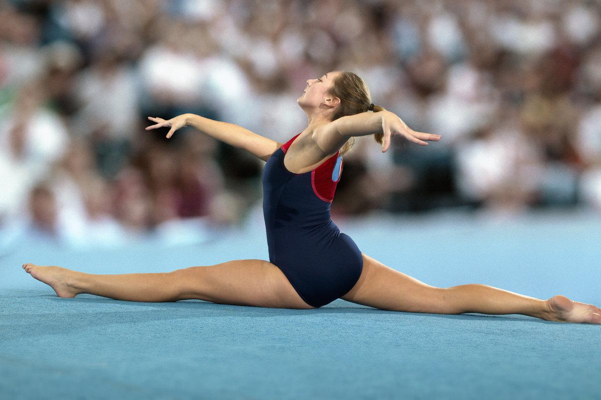 Художественная гимнастика эротичные фото