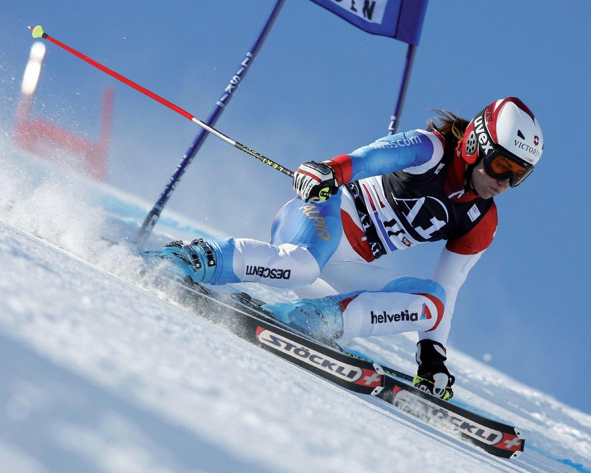 картинки слалом на лыжах раз то