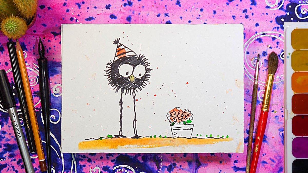 Нарисовать открытку в яндекс краски