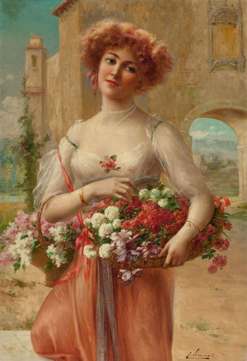 Картинки красивые портреты женщин
