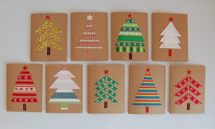Новогодние открытки ребенок 5 лет, картинки марине