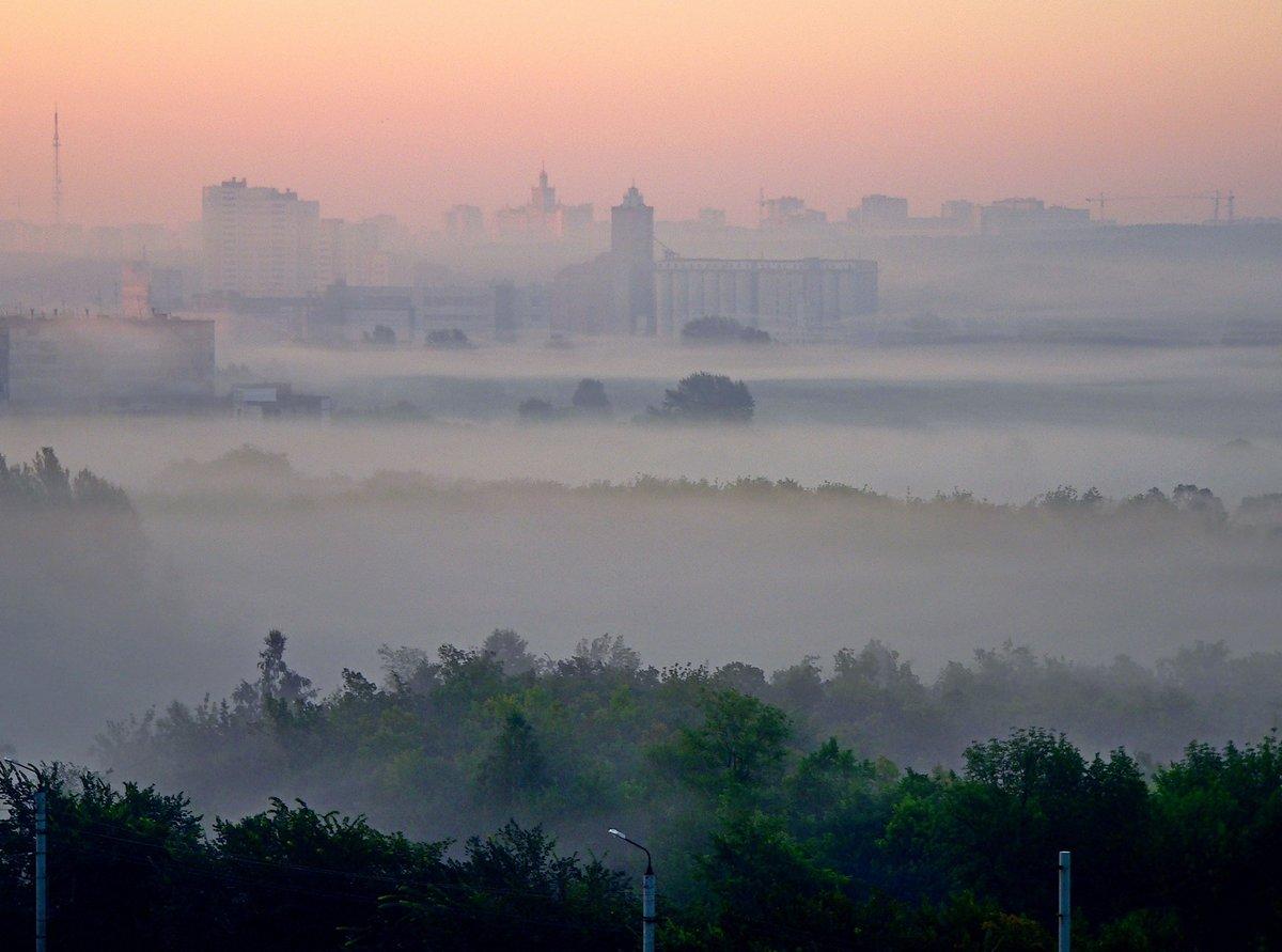 картинка тумана в городе него обязательно включается