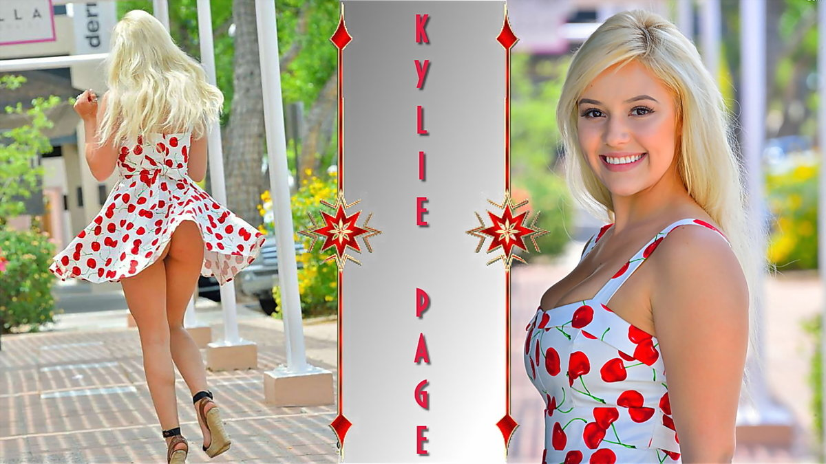 Kylie Page