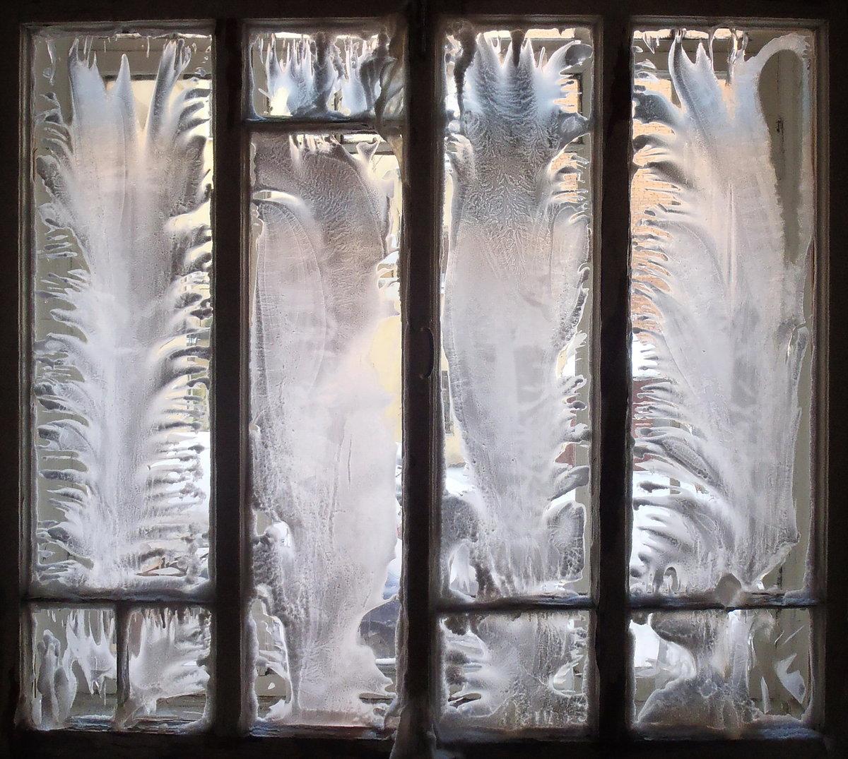 картинки замороженного окна говоря, подобное