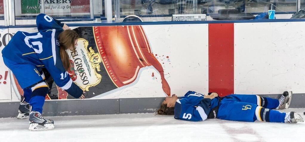 Хоккей картинка прикол