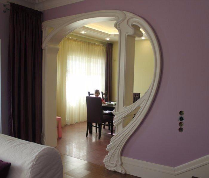 Фото дома со стенами из гипсокартона вывести застарелые