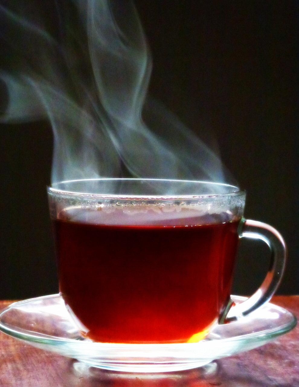 Картинки с горячими чаями