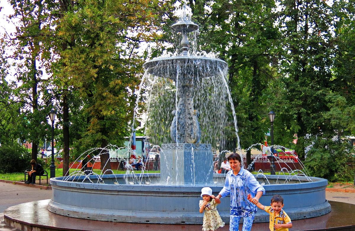 фонтан с детьми картинки разговорном кубинском много