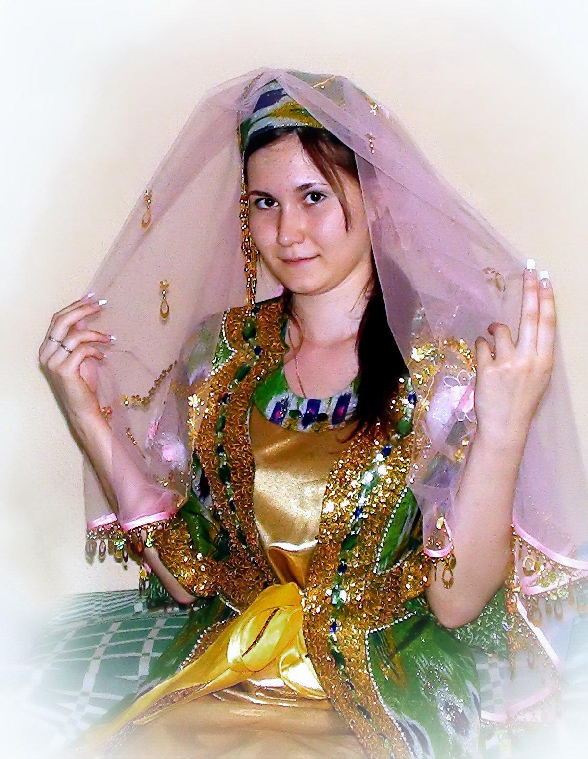 Картинка узбечки невесты