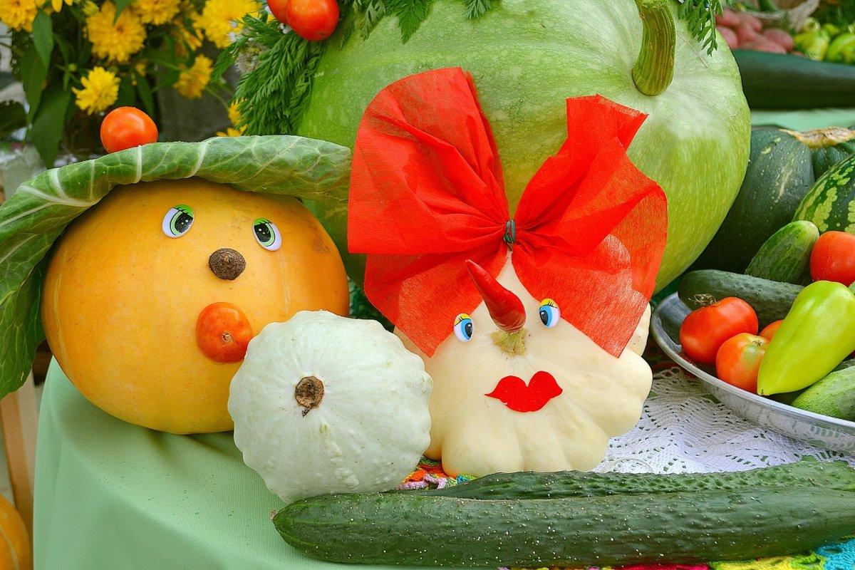 Выставки к празднику урожая в картинках