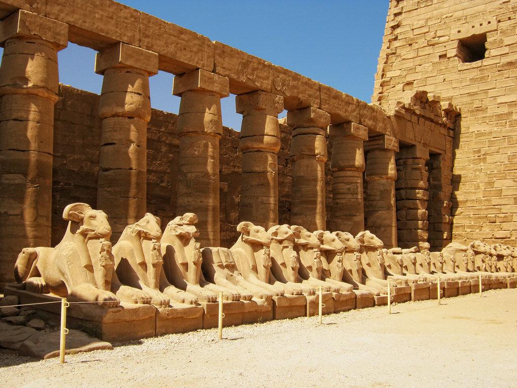 египет фото архитектура древний
