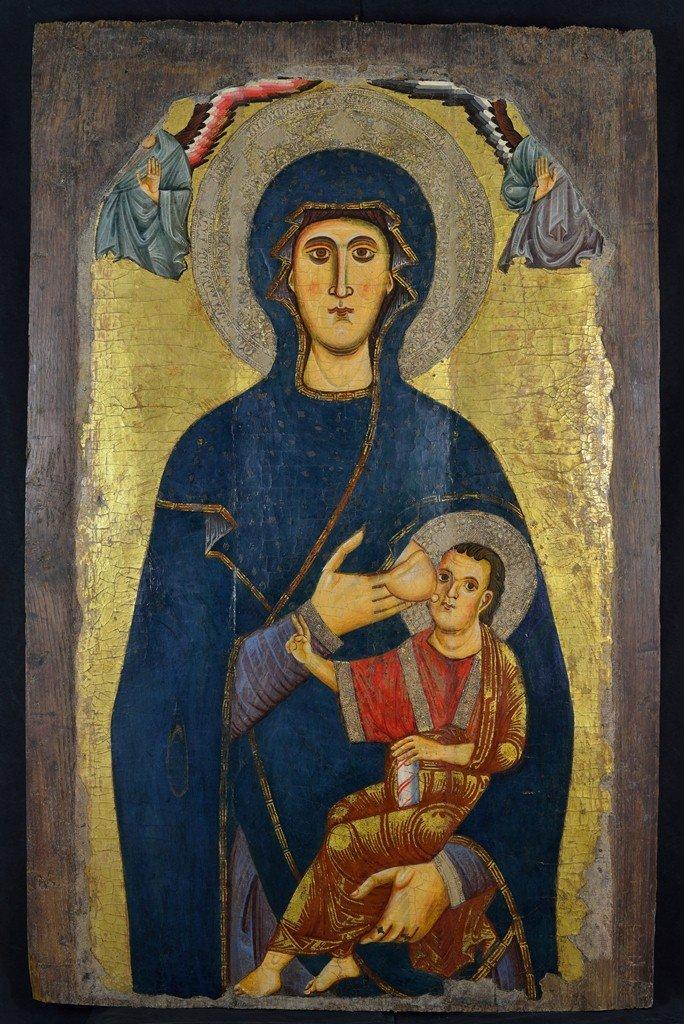 Иконы средневековья картинка дата создания