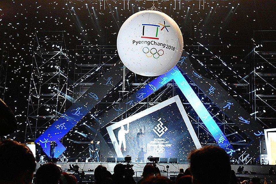 Групповая стадия Олимпийских игр 2018