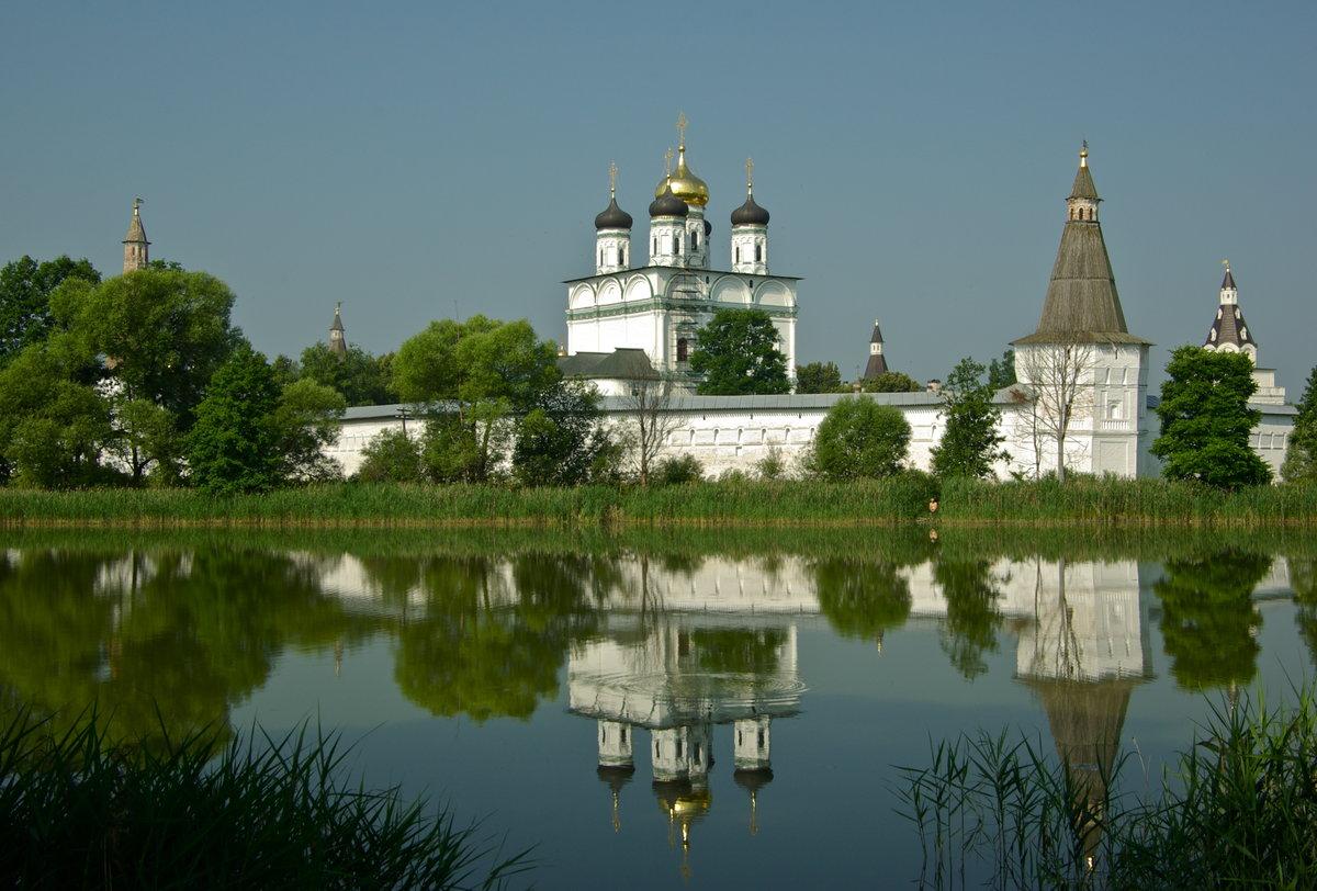 Иосифо волоцкий монастырь фото